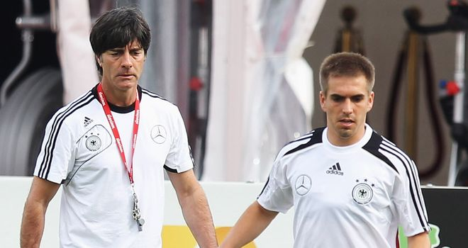 Joachim Low and Philipp Lahm: Disappointment after semi-final exit