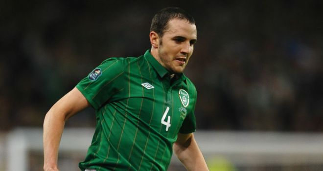 John O'Shea: Confident of being fit for Euro 2012 despite injury problems