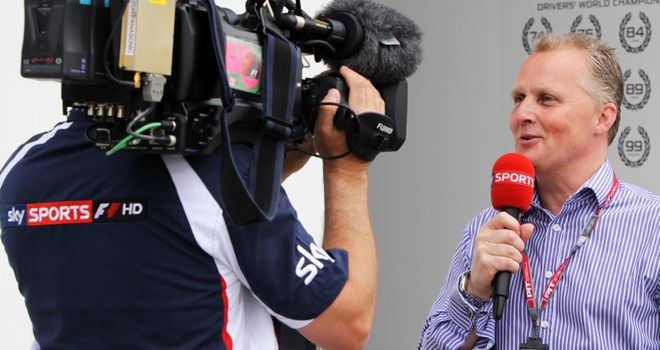 Johnny Herbert: Has defended the F1 stewards