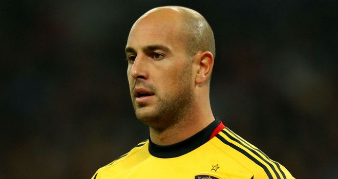 Pepe Reina: Admits he wanted Rafa back