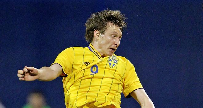 Kim Kallstrom: The Swedish midfielder believes the team can build on the impressive 2-0 win over France
