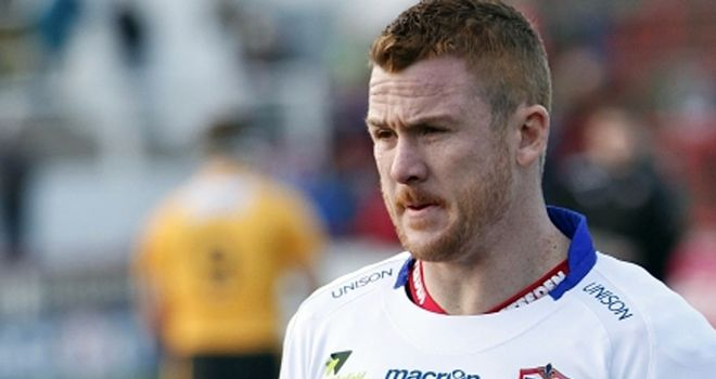 Steve Southern: Heads out of Wakefield after one season