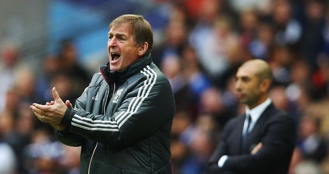 Kenny Dalglish: Disappointed at cup defeat
