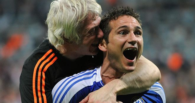 Frank Lampard: Chelsea's stand-in captain was a force of nature against Bayern Munich