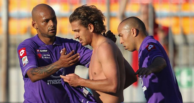 Alessio Cerci: Saw Fiorentina to a narrow 1-0 win over Lecce