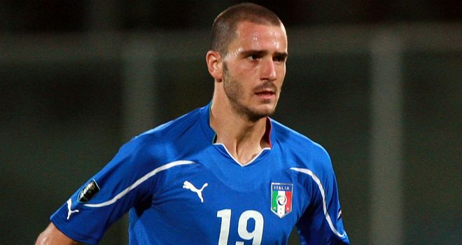 Leonardo Bonucci: Remains a part of Cesare Prandelli's plans for Euro 2012
