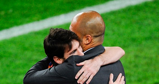 Lionel Messi: Admits it will not be easy to go on without Pep Guardiola