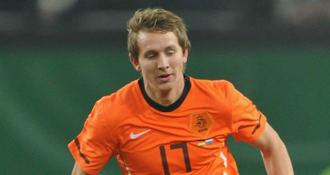 Luuk de Jong: FC Twente are thought to value to striker at in the region of £12.5m