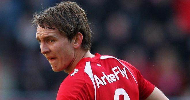 Luuk de Jong: The striker has scored 39 goals in 76 games for Twente