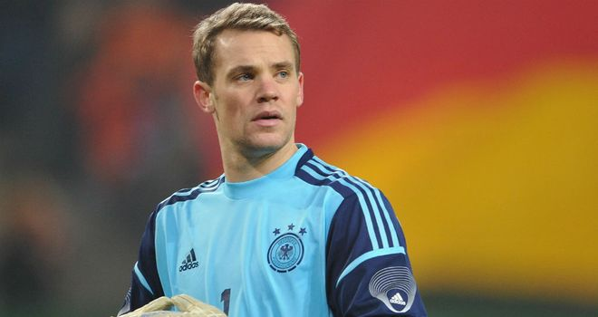 Manuel Neuer: Believes Germany are stronger than in the World Cup and the Bayern players have a point to prove
