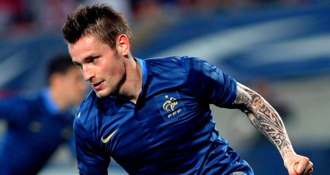 Mathieu Debuchy: The right-back stayed cool on a tough night for France