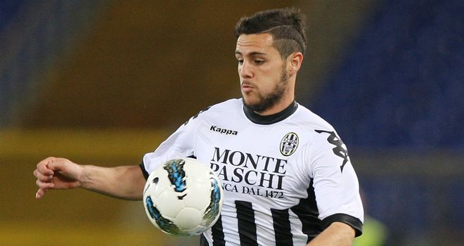 Mattia Destro: Considered by Italy's top clubs to be a hot prospect for the future