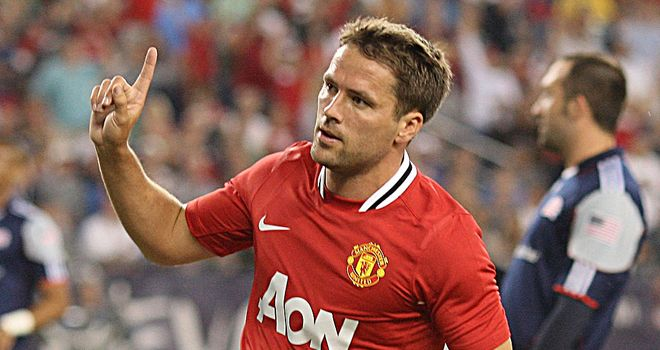 Michael Owen: Striker could be a target for Stoke after not being offered a new contract by Man Utd