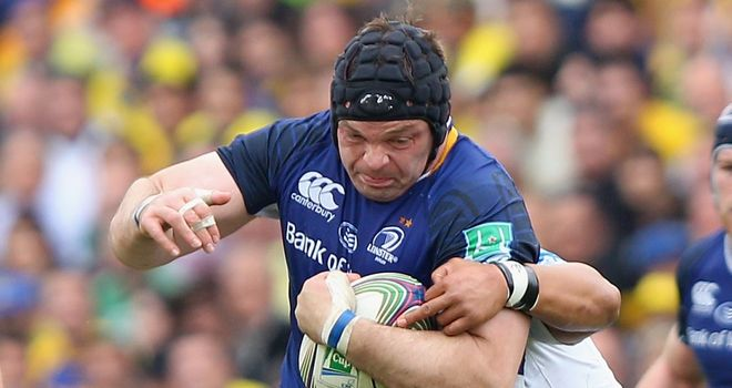 Mike Ross: Key man for Leinster and Ireland