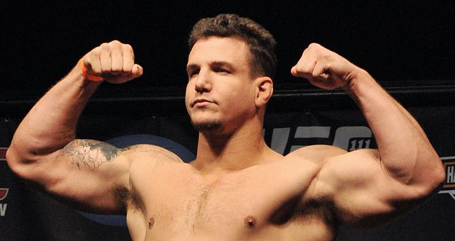 Frank Mir: Ready to become a three-time champion