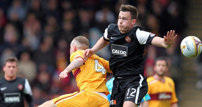 Keith Watson: Dundee United defender has signed three-year deal