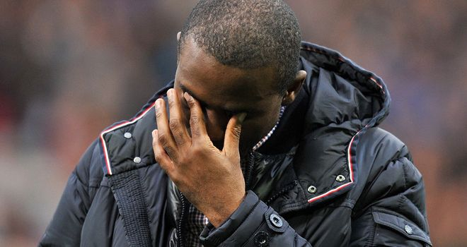 Fabrice Muamba: Has reluctantly retired from professional football