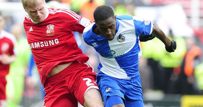 Mustapha Carayol: Winger has joined Middlesbrough on a three-year contract from Bristol Rovers
