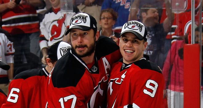 The Devils will play for the Stanley Cup.