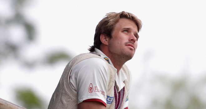 Nick Compton: Not going to India to make up the numbers