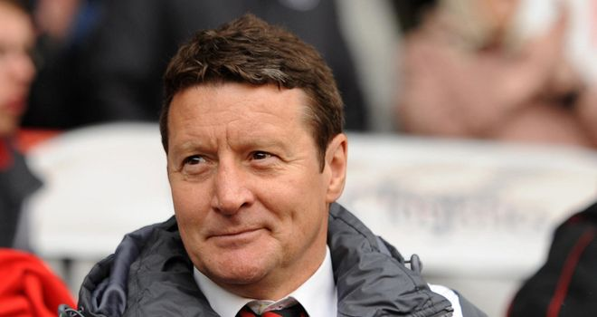 Wilson: Buoyed by FA decision