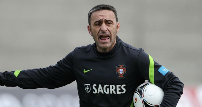 Paulo Bento: Portugal coach wants domination against Holland