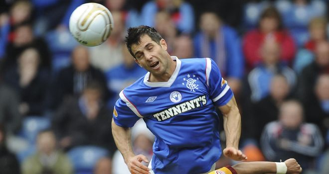Carlos Bocanegra: American heading home after ending Rangers spell