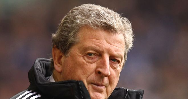 Roy Hodgson: Will take up duties as England manager on 13th May