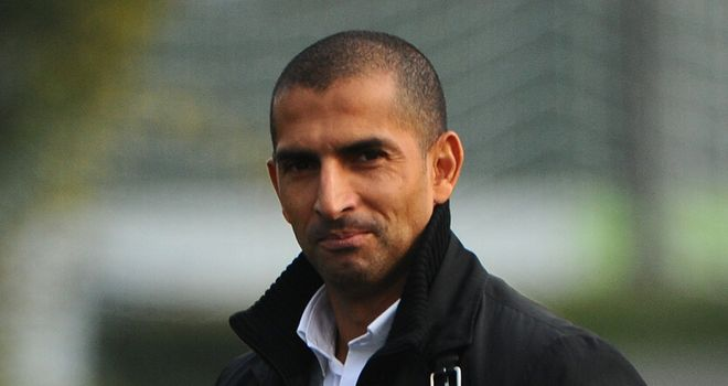 Sabri Lamouchi: Has challenged his side to perfrom much better