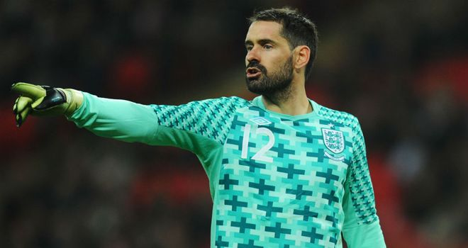 Scott Carson: On his way back to England