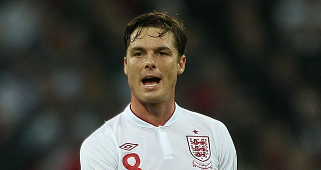 Scott Parker: Believes his luck could be changing after recovering from injury for Euro 2012