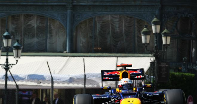 Sebastian Vettel: Salvaged a solid result