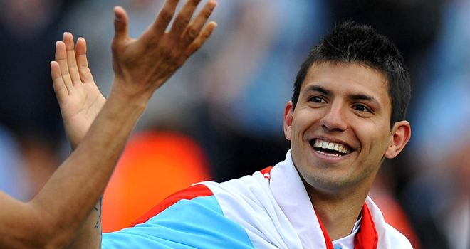 Sergio Aguero: Manchester City's star striker scored the 94th minute winner against QPR