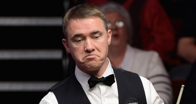 Stephen Hendry: Called time on his career after Crucible loss