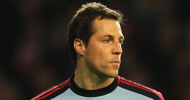 Thomas Sorensen: Ruled out of European Championship
