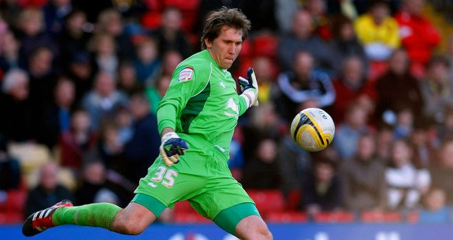 Tomasz Kuszczak: Joined Brighton after his release from Manchester United