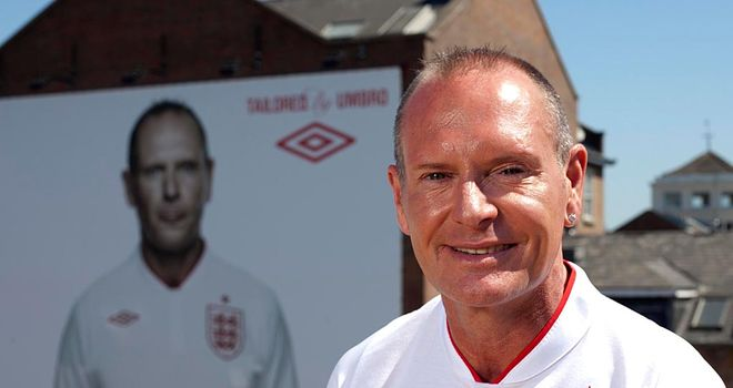 Paul Gascoigne is in the United States for urgent treatment