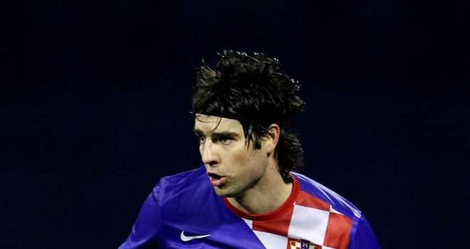 Vedran Corluka: Croatia defender passed fit for Ireland