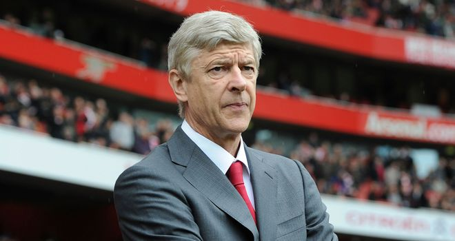 Arsene Wenger: Believes his way is the right way for Arsenal