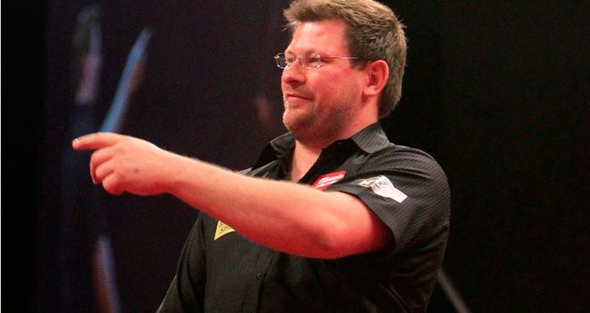 James Wade: Back at home working on problems