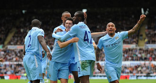 Man City: will they be celebrating on Sunday evening?