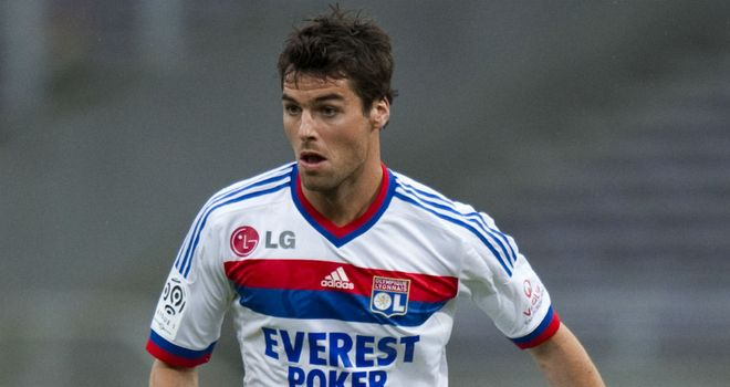 Yoann Gourcuff: Continues to be linked with a move to Arsenal