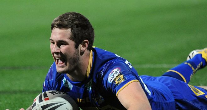 Zak Hardaker: Insists the Leeds Rhinos are not happy with their current form