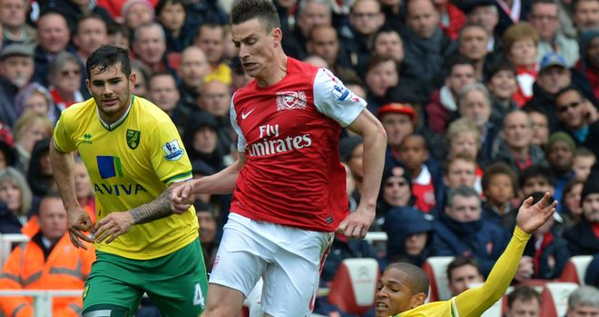 Laurent Koscielny: Proud of the way Arsenal stayed united in such difficult circumstances