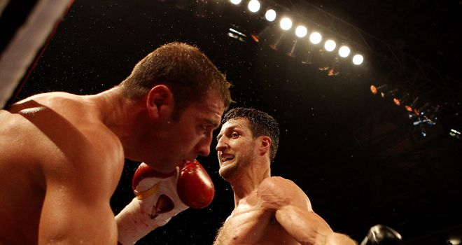 Carl Froch will take on Lucian Bute in Montreal in March