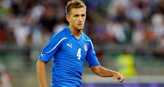 Domenico Criscito: Italy international arrested over match-fixing ahead of Euro 2012