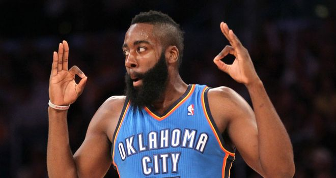 James Harden: Huge impact on debut