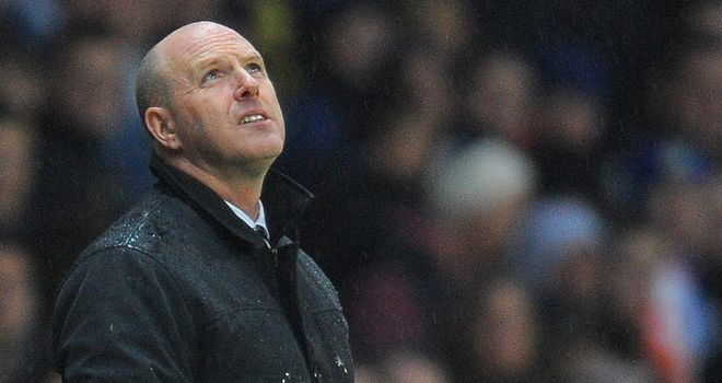 Steve Kean: Has received an apology after Shebby Singh's comments at a fans' forum