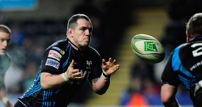 Paul James: Can't wait to get started at his new club Bath