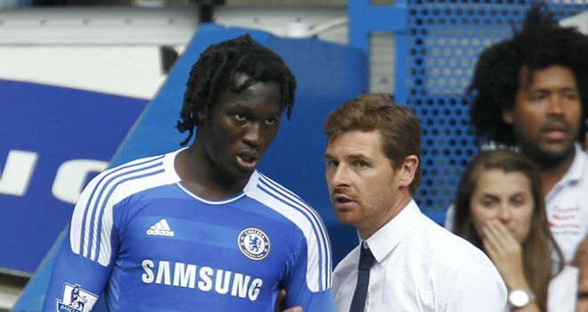 Romelu Lukaku: Chelsea striker has criticised the way he was treated by former manager Andre Villas-Boas